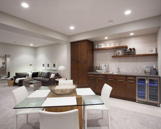 Basement Wet Bar Home Design Ideas Pictures Remodel And Decor Mesmerizing Basement Wet Bar Design Decoration