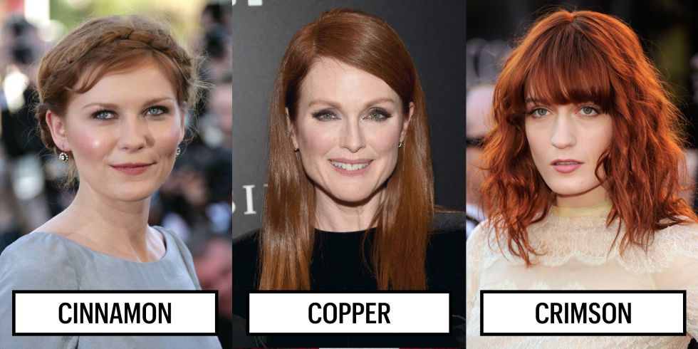 How To Find The Best Red Hair Color For You Red Hair Olive Skin Pale Skin Hair Color Red Hair Color