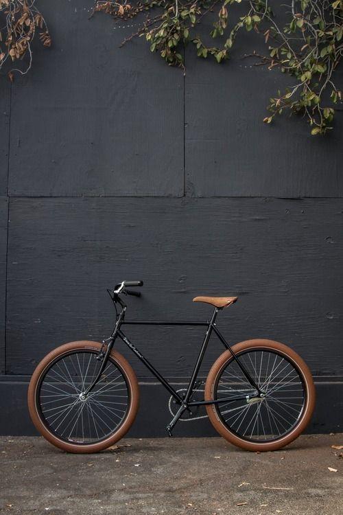 Marrom Bicicleta Urbana Tattoo Bike Design De Bicicleta