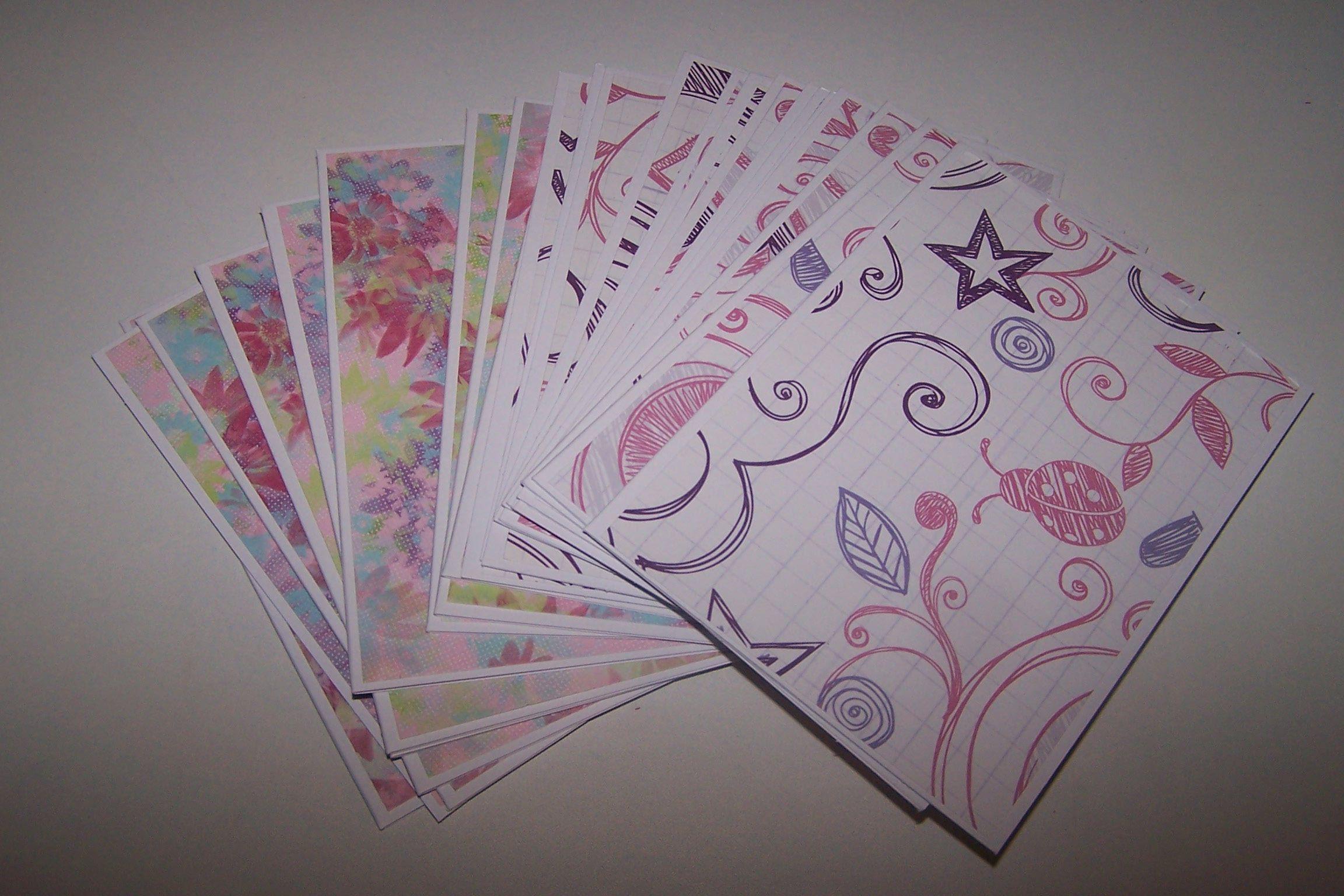 Blank note cards stationery for women card bundle bulk