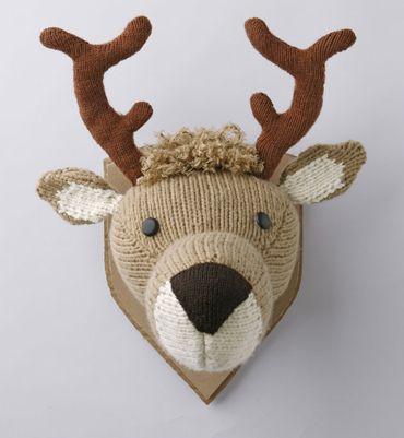 Résultats de recherche d'images pour «modèle cerf tricot»
