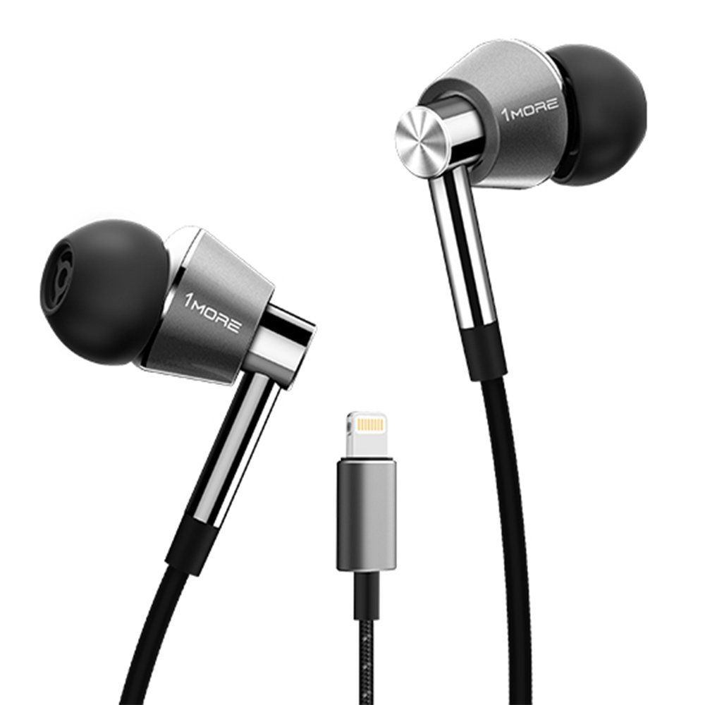 Buy a 1more e1001l triple driver in ear headphones for