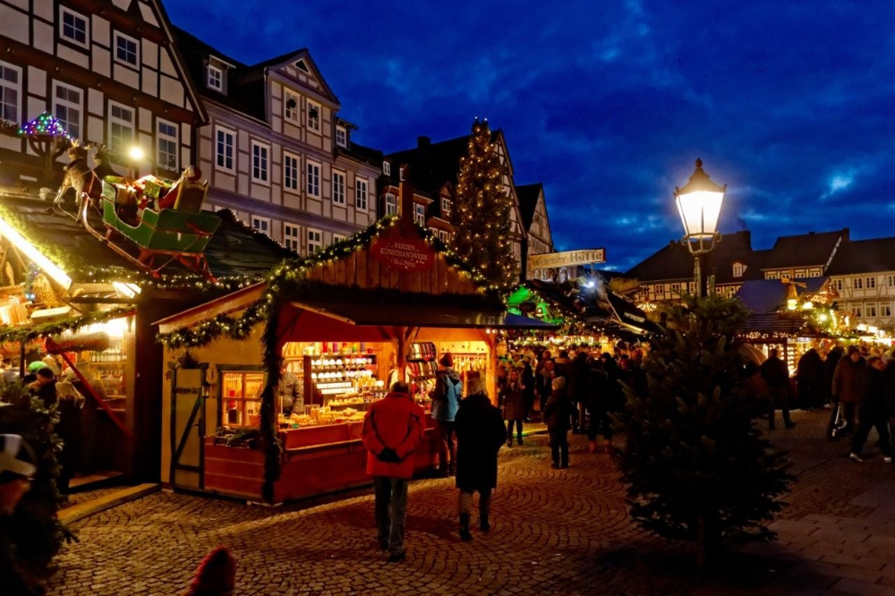 Christmas Market in Celle, Germany in 2020 Christmas in