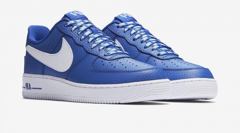 Nike Air Force 1 Low NBA Pack Blue  e2d5a0a5de86