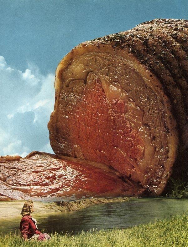 meatscapes - Nicolas Lampert