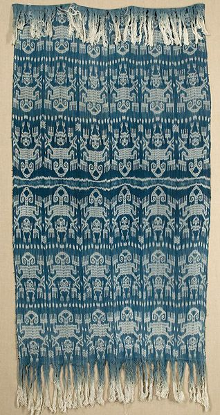 W-8111. Timor Ikat. Indonesia | Hand woven textiles, Antique ...