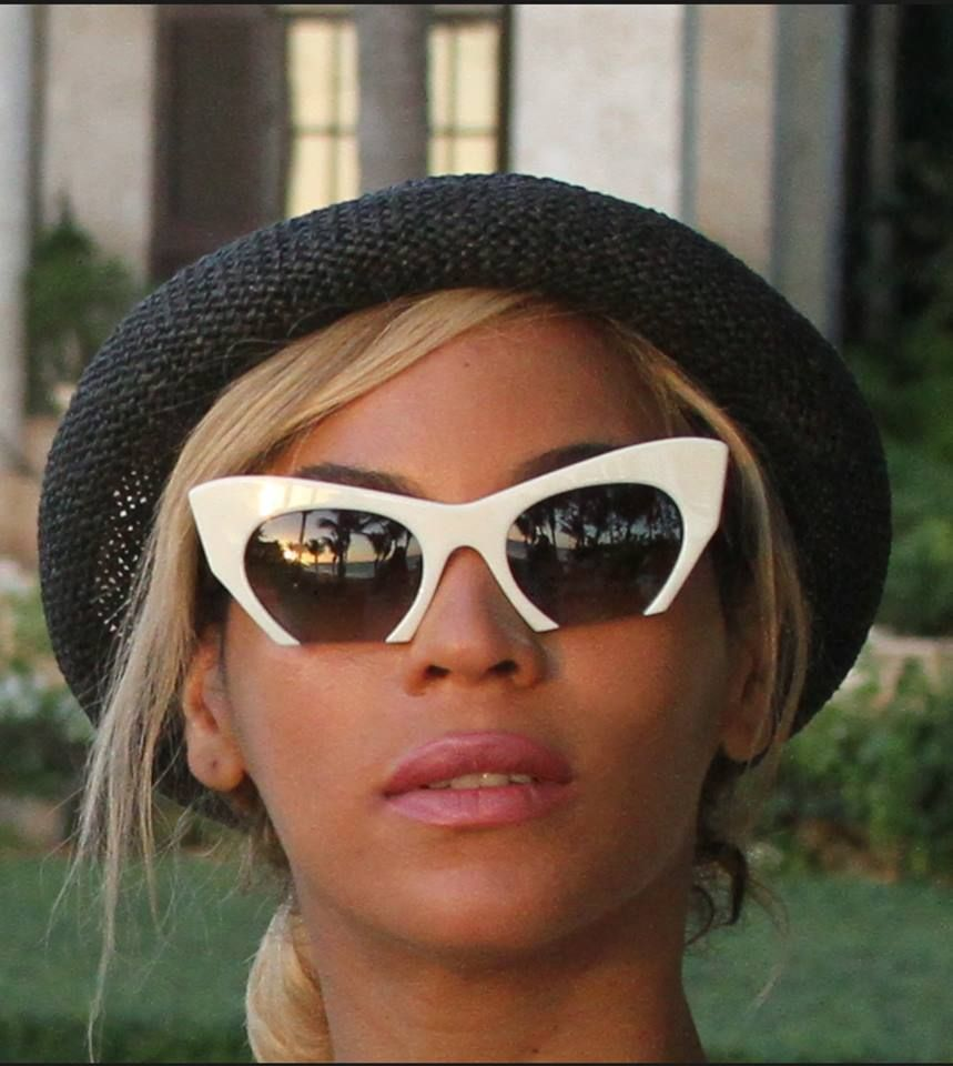 d932c5a1b13 Beyonce sunglasses