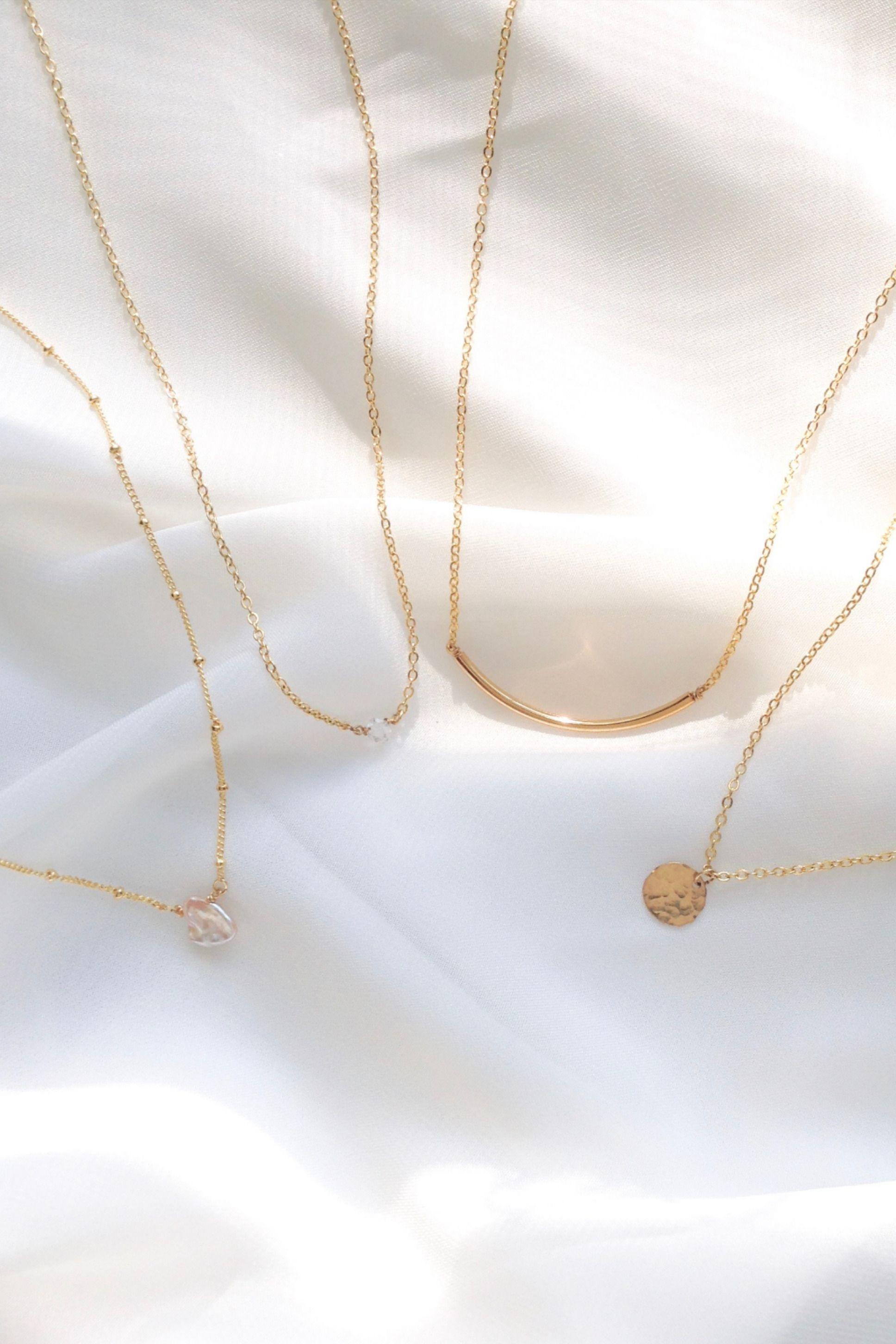 Photo of Simple everyday jewelry | IB jewelry