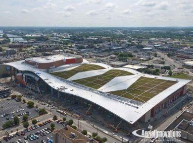 Nashville Music City Center Greenroofs Com Music City Nashville Green Roof Nashville