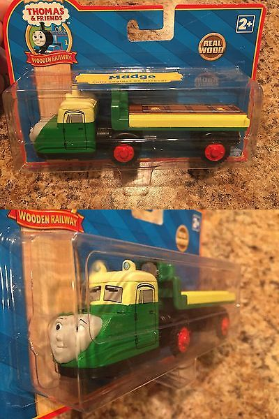 Other Thomas Games and Toys 22721: Thomas The Train Wooden Car ...
