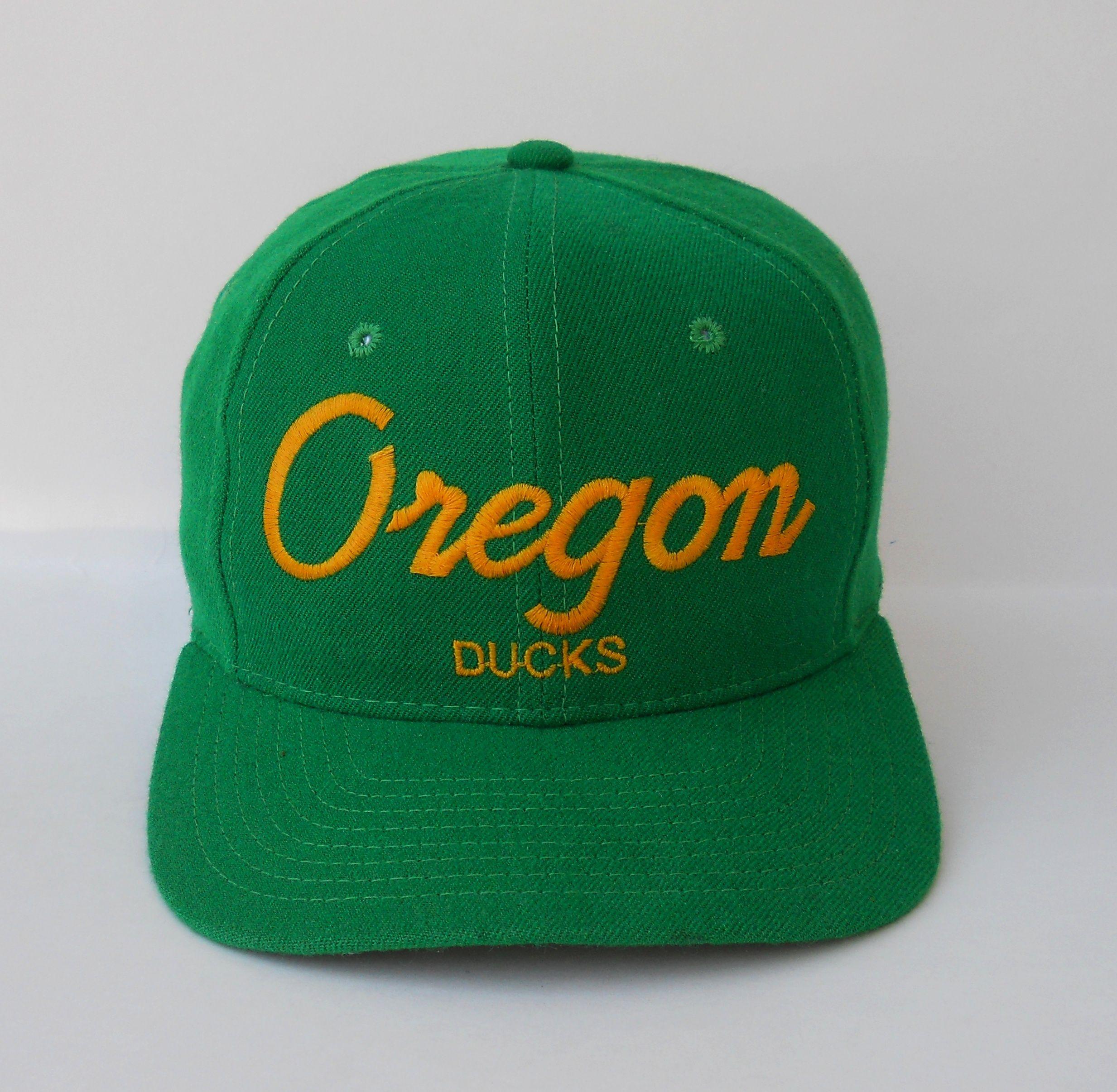 super popular a2701 b8787 ... ncaa snapback hat baseball cap ab867 6d84a  where to buy vintage circa  89 90 oregon ducks sports specialties the pro snapback pre 27838