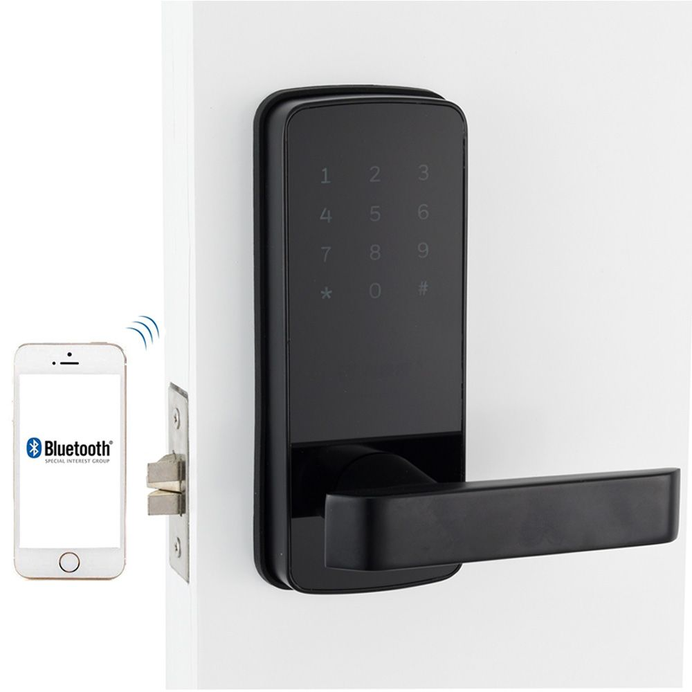 Door Lock Keyles Electronic Furniture Lock Smart Door Wifi Keyless Bluetooth Digital Lock Smart Door Lock For Home Smart Door Locks Door Locks Door Lock System