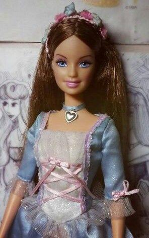 2004 Barbie Princess & The Pauper | Erika | Barbie & Bratz Dolls ...