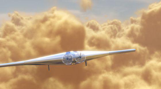 Una empresa de EE UU diseña un avión inflable para volar en Venus, adonde podrá viajar en 2021 http://elpais.com/elpais/2015/05/15/ciencia/1431710273_735826.html…