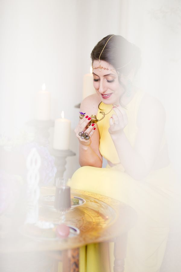 ein farbenprächtiger henna abend  hennazeremonie styled