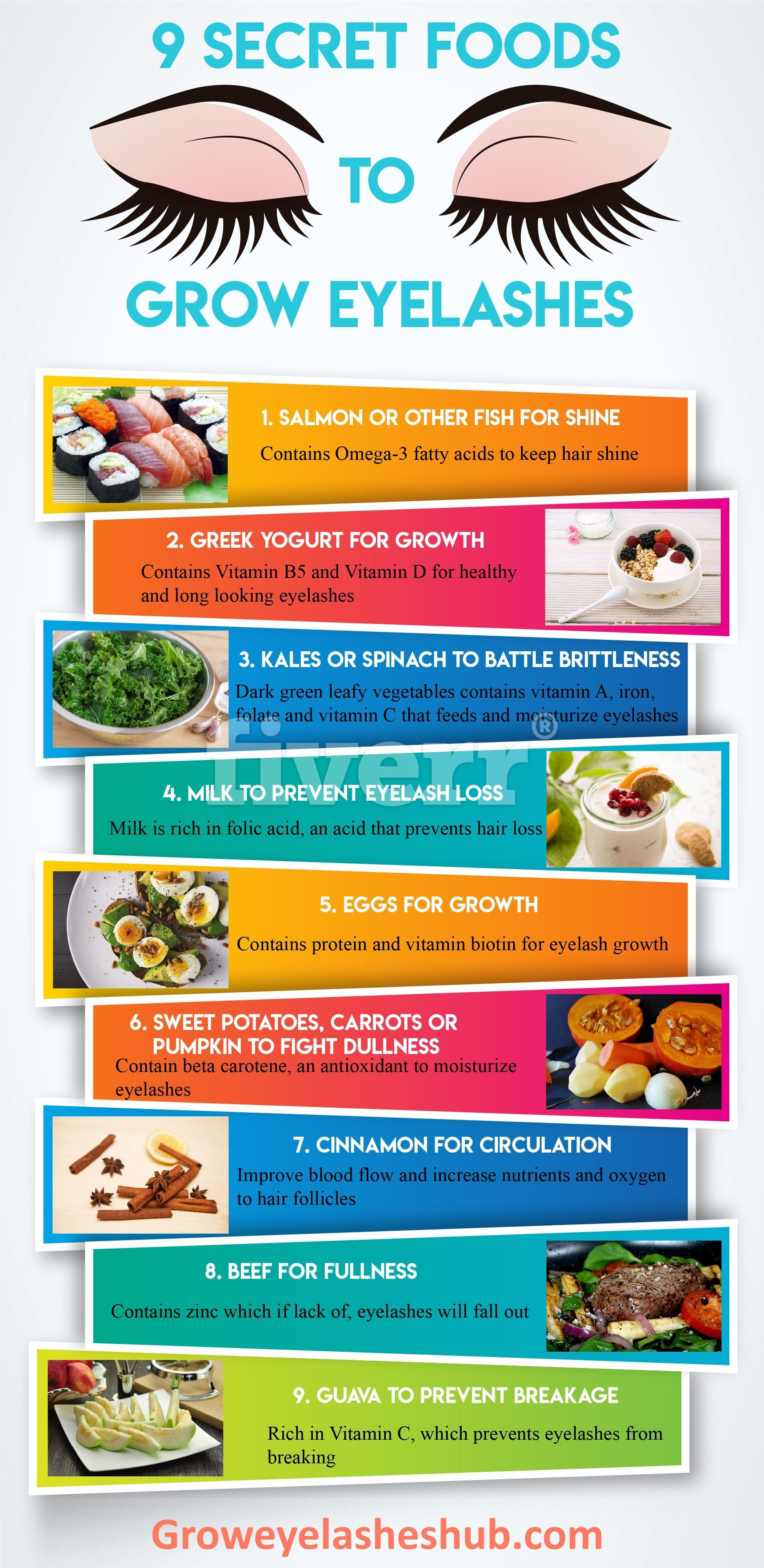 b258b00f27f There are many ways to boost your eyelash growth and eating healthy is one  of them, if not the most important one. Having a balanced diet, rich in  protein ...