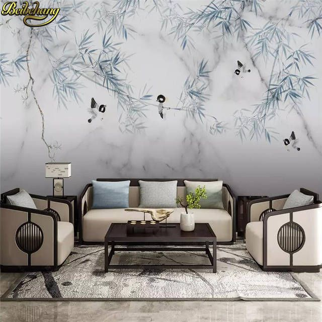Online Shop Beibehang Large 3d Wallpaper For Walls Mural 3d Ink Bamboo Reported Safety Sofa Bedroom 3d Wallpaper For Walls Wall Wallpaper Wallpaper Living Room Buy wallpaper online cheap