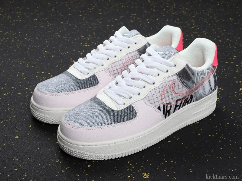 Women Nike Air Force One Air Force Low Casual Sneaker CT1092