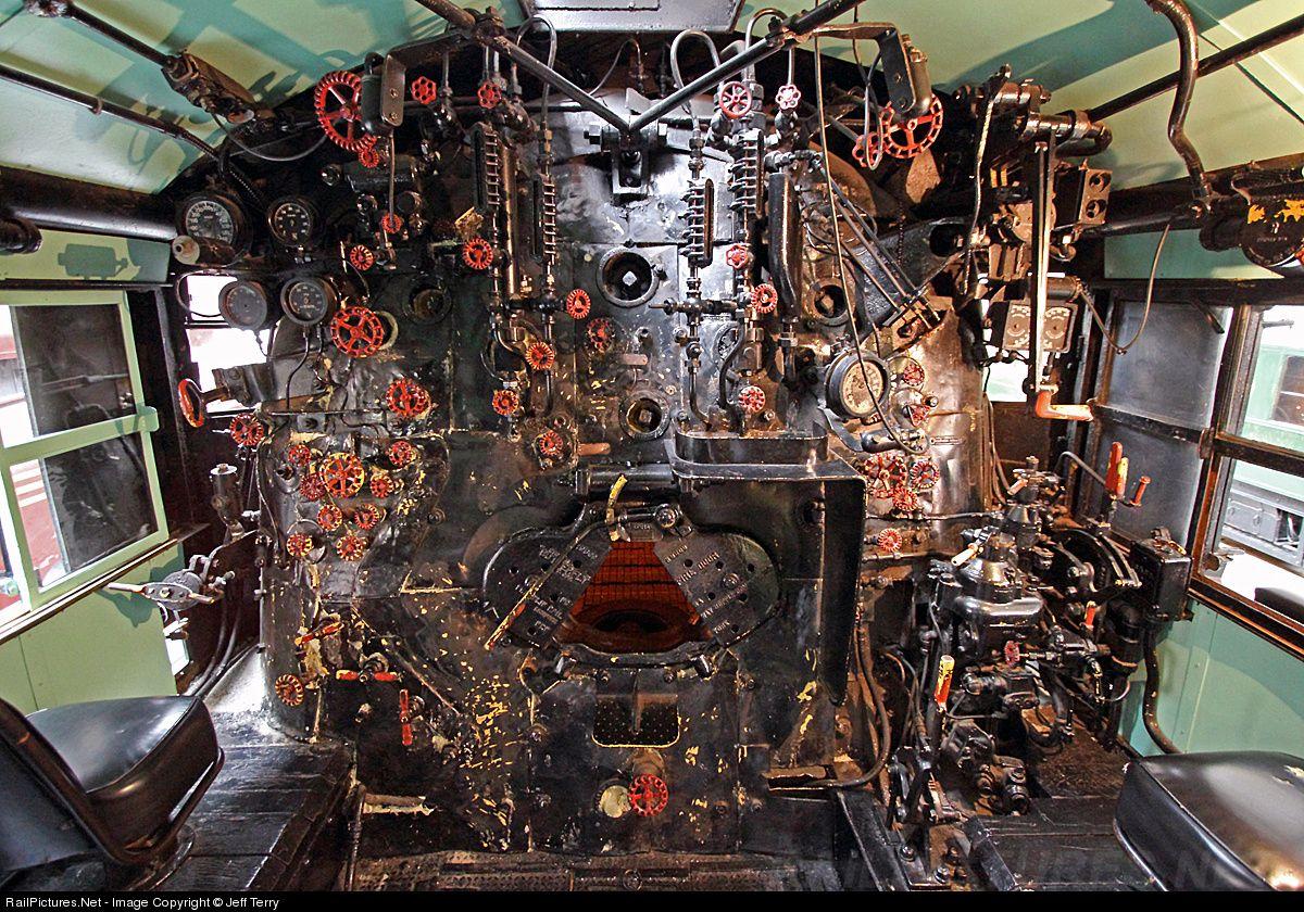 Inside the Beast   4-8-8-4 Big Boy piece of cake! | Trains