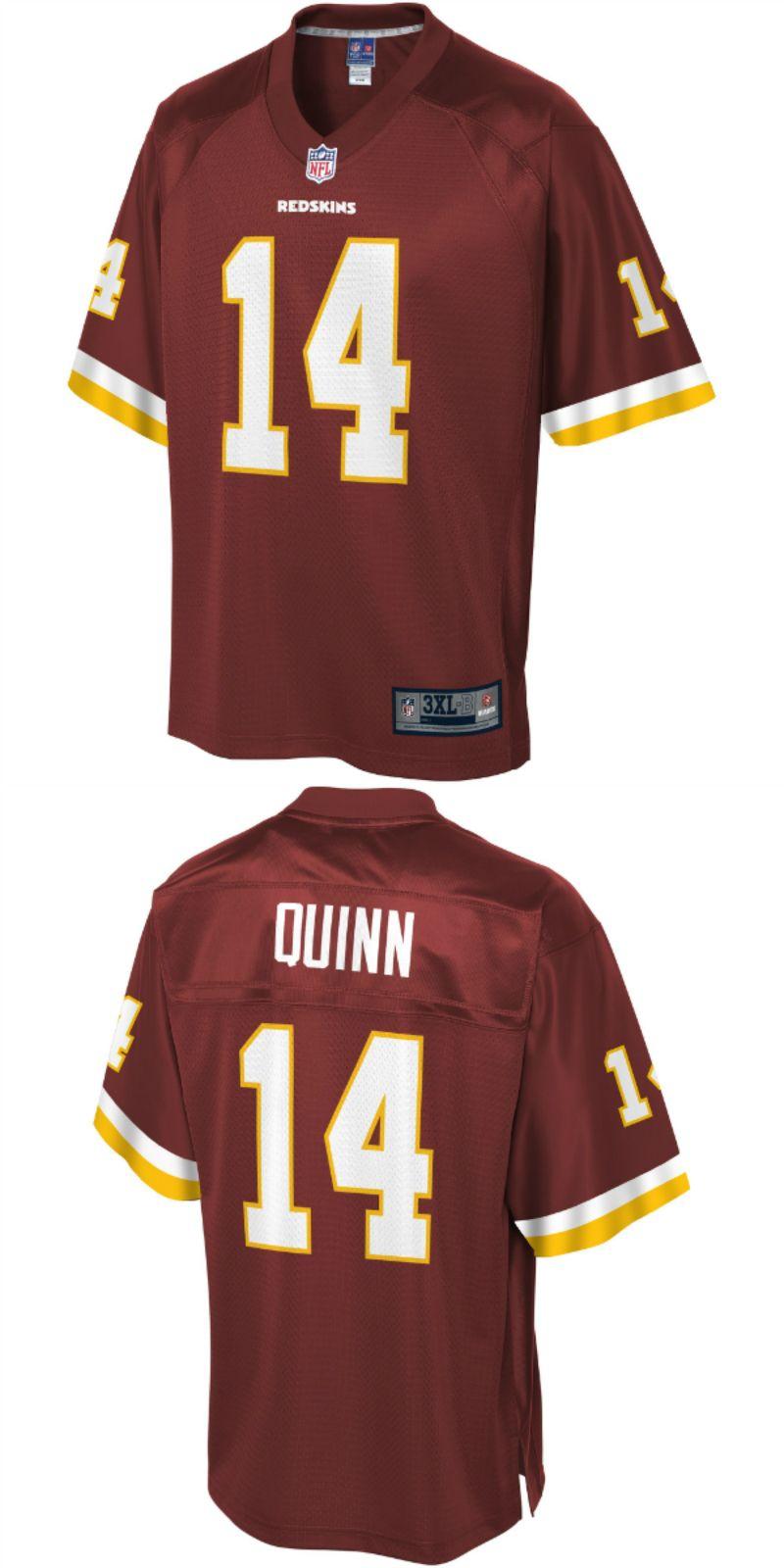 size 40 181d1 cd62d UP TO 70% OFF. Trey Quinn Washington Redskins NFL Pro Line ...