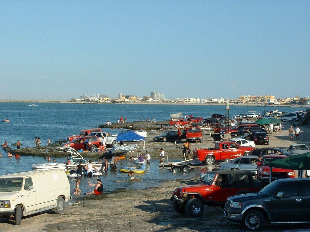 Cholla Bay Puerto Penasco Son Mexico Cholla Bay