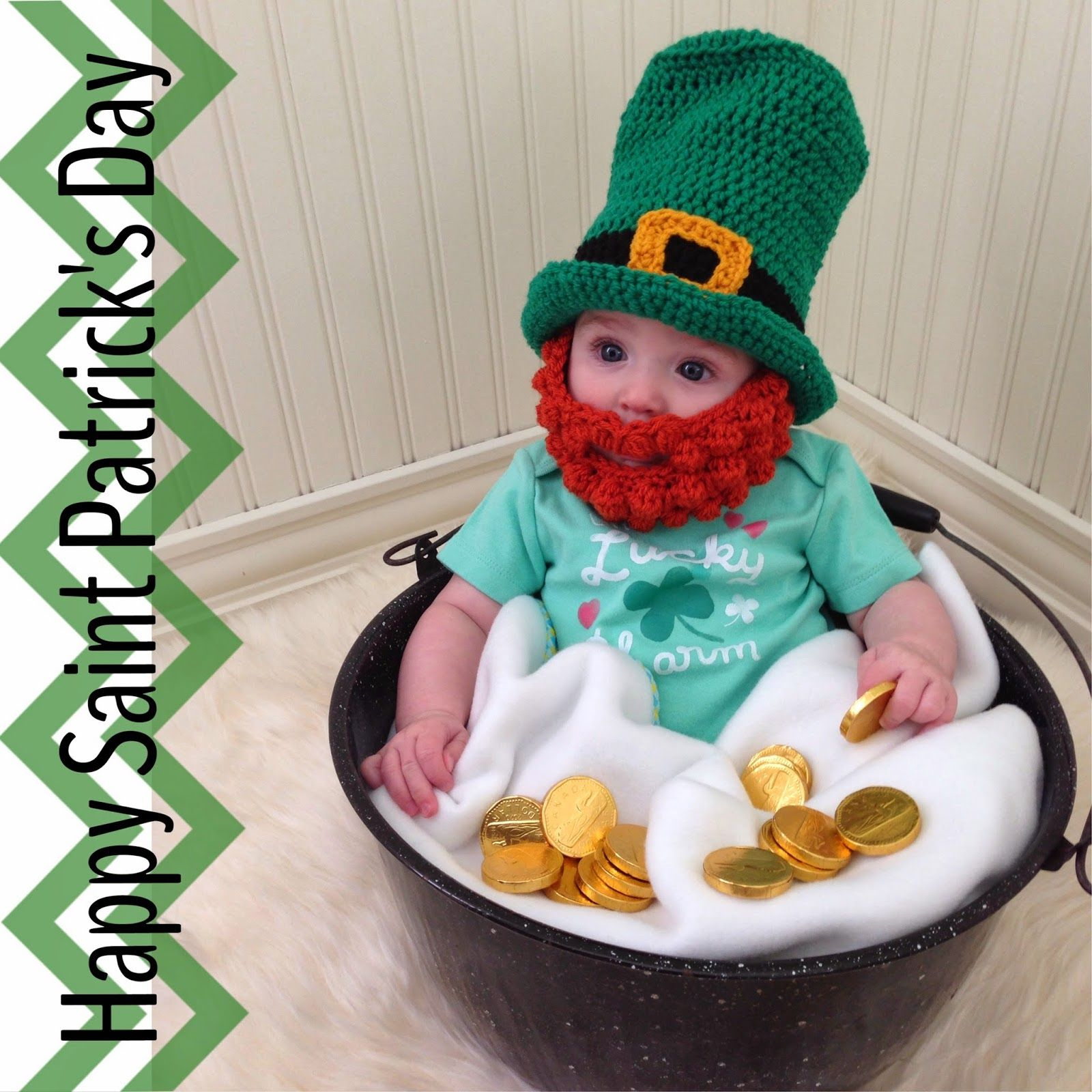 Crafty Budd: Crochet Leprechaun Hat for Saint Patrick\'s Day ...