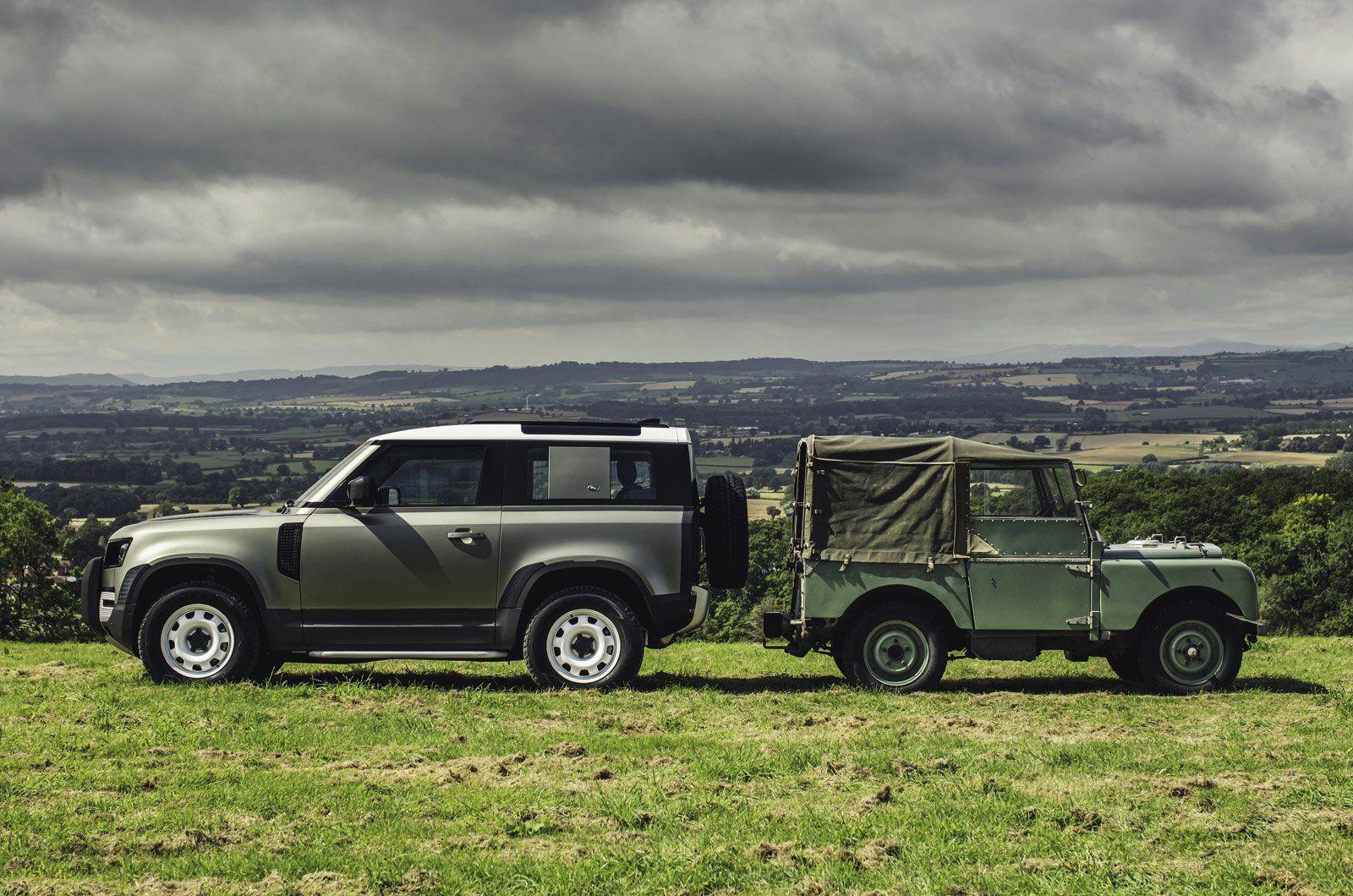 مراجعة لاند روفر ديفندر 2020 الجديدة كليا تقرير كامل سعر ومواصفات وموديلات Land Rover Defender Land Rover New Land Rover
