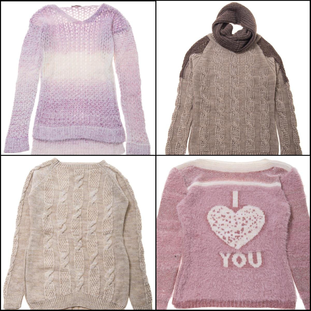 Είδατε τα καινούρια σχέδια σε γυναικείες πλεκτές μπλούζες στο www.AZshop.gr; Αποκτήστε τις online εδώ: http://is.gd/mplouzes_gynaikeies