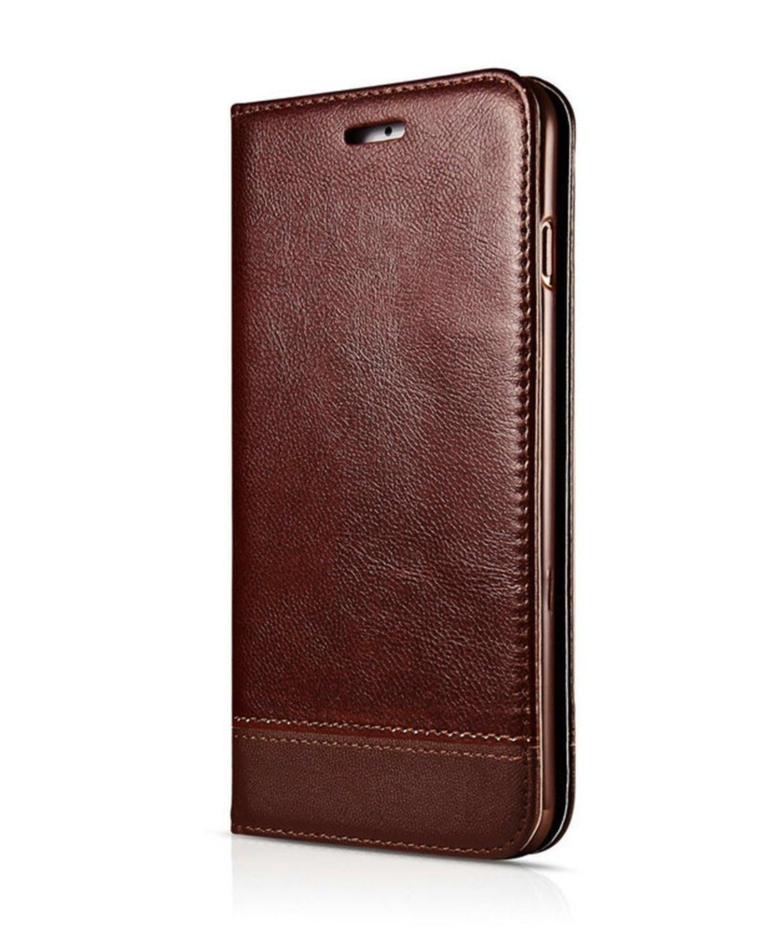 various colors 31bf1 a095f Details about Luxury Flip PU Leather Card Photo Slot Cover Cell Case ...