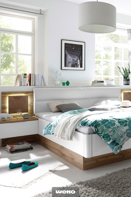 In diesem Bett kannst du deine Seele baumeln lassen. #schlafzimmer ...
