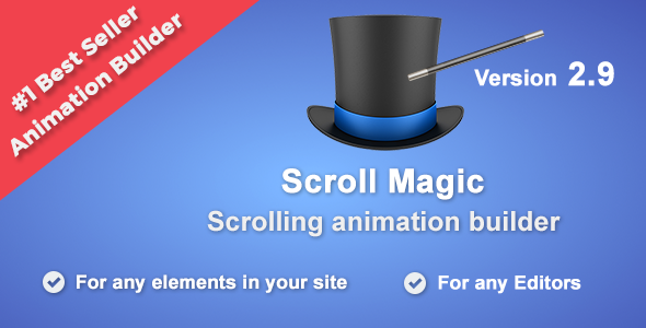 scrolling animation