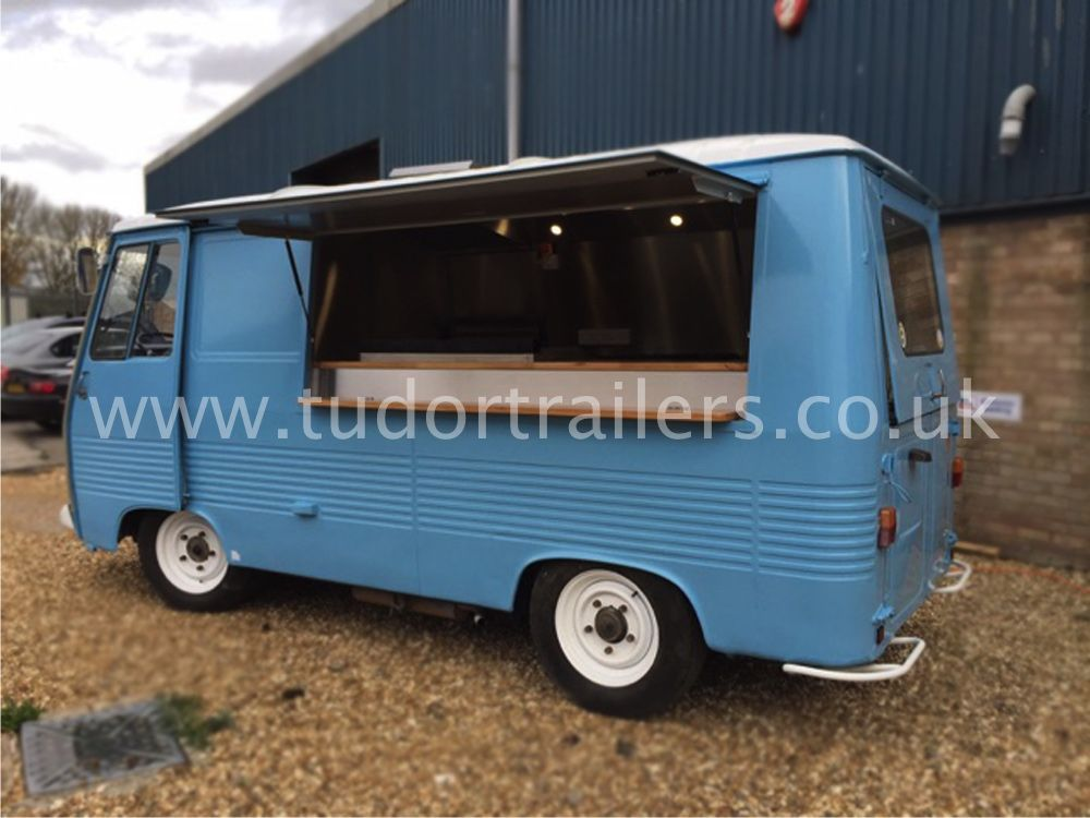 4749428d16 Street Food Peugeot J7 Conversion