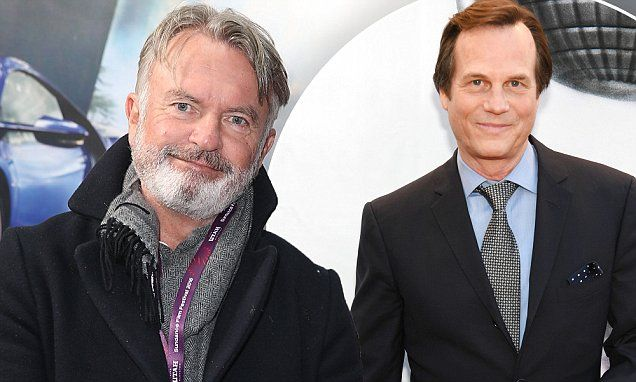 Bill Paxton dating historie