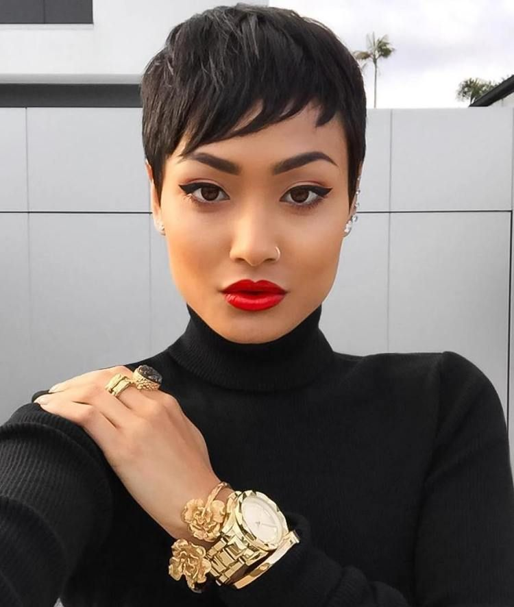 50 Short Hairstyles for Black Women to Steal Every