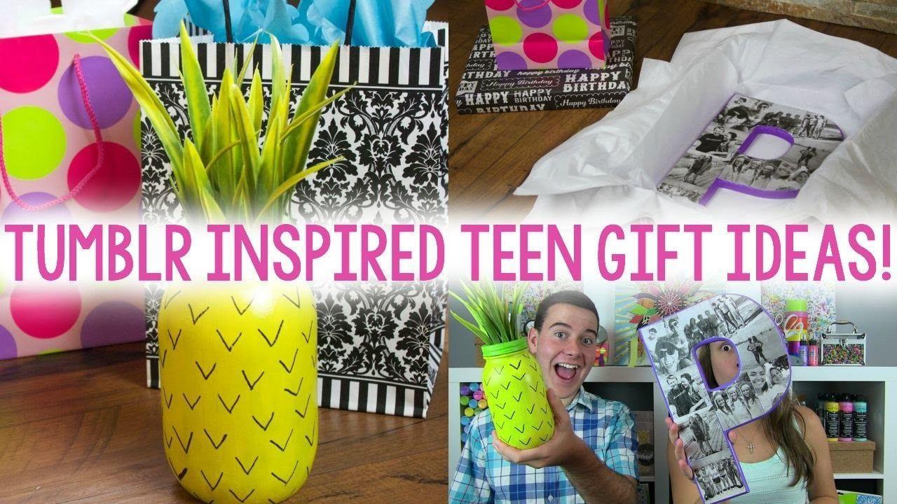 DIY TEEN GIFT IDEAS   TUMBLR INSPIRED   EASY GIFTS -   diy Tumblr gifts
