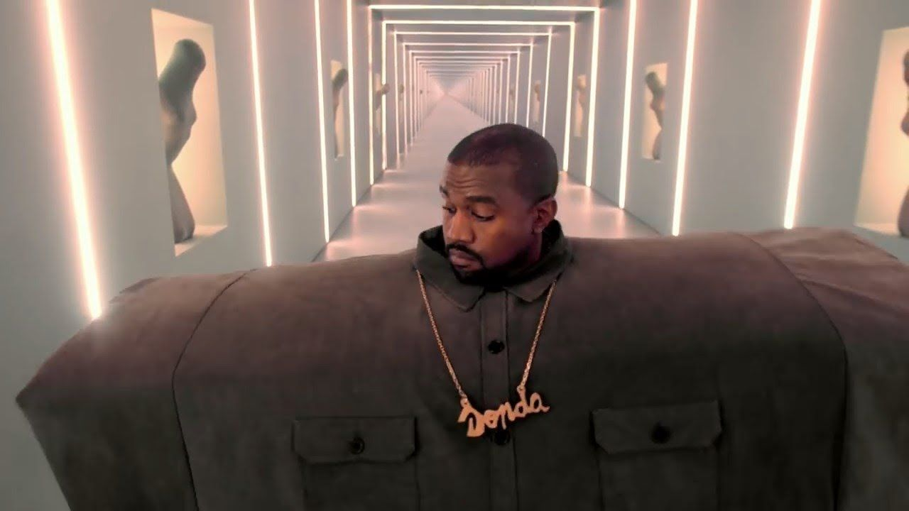 Kanye West Amp Lil Pump I Love It Chill Version Vapor Meme Kanye West Funny Funny Kanye Lil Pump
