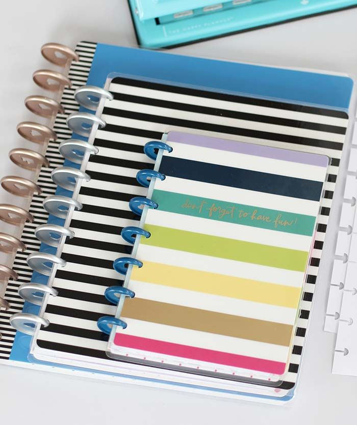 How To Resize Printables To Fit Any Happy Planner Size