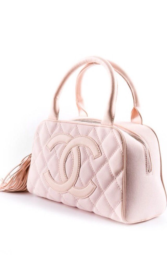Chanel Bag Pink Color Colours Bags Chanel Chanel Handbags Bags