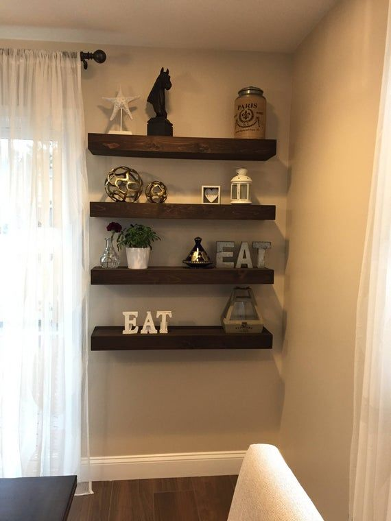 Modern Shelf Wall Shelves Farmhouse Shelf Bathroom Shelf