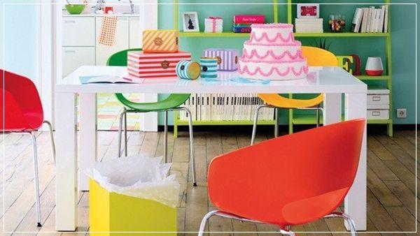 sillas colores - Buscar con Google