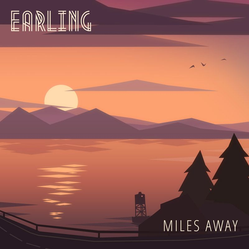 """""""Miles Away"""" Ep """"Step into the sunlight by the silver lake..""""  earling.bandcamp.com"""