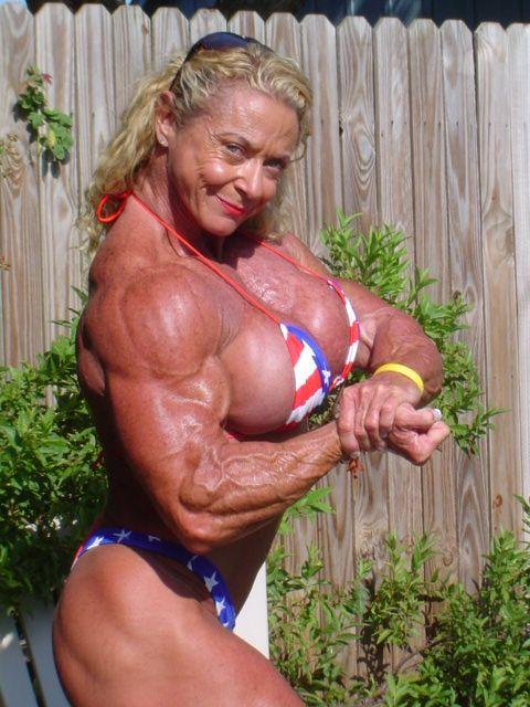 Trudy Ireland  Body Building Women, Trudy, Celebrities-2087