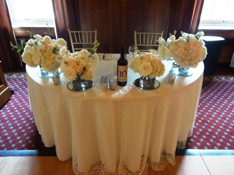 3 Head Table Ideas For Your Wedding Reception
