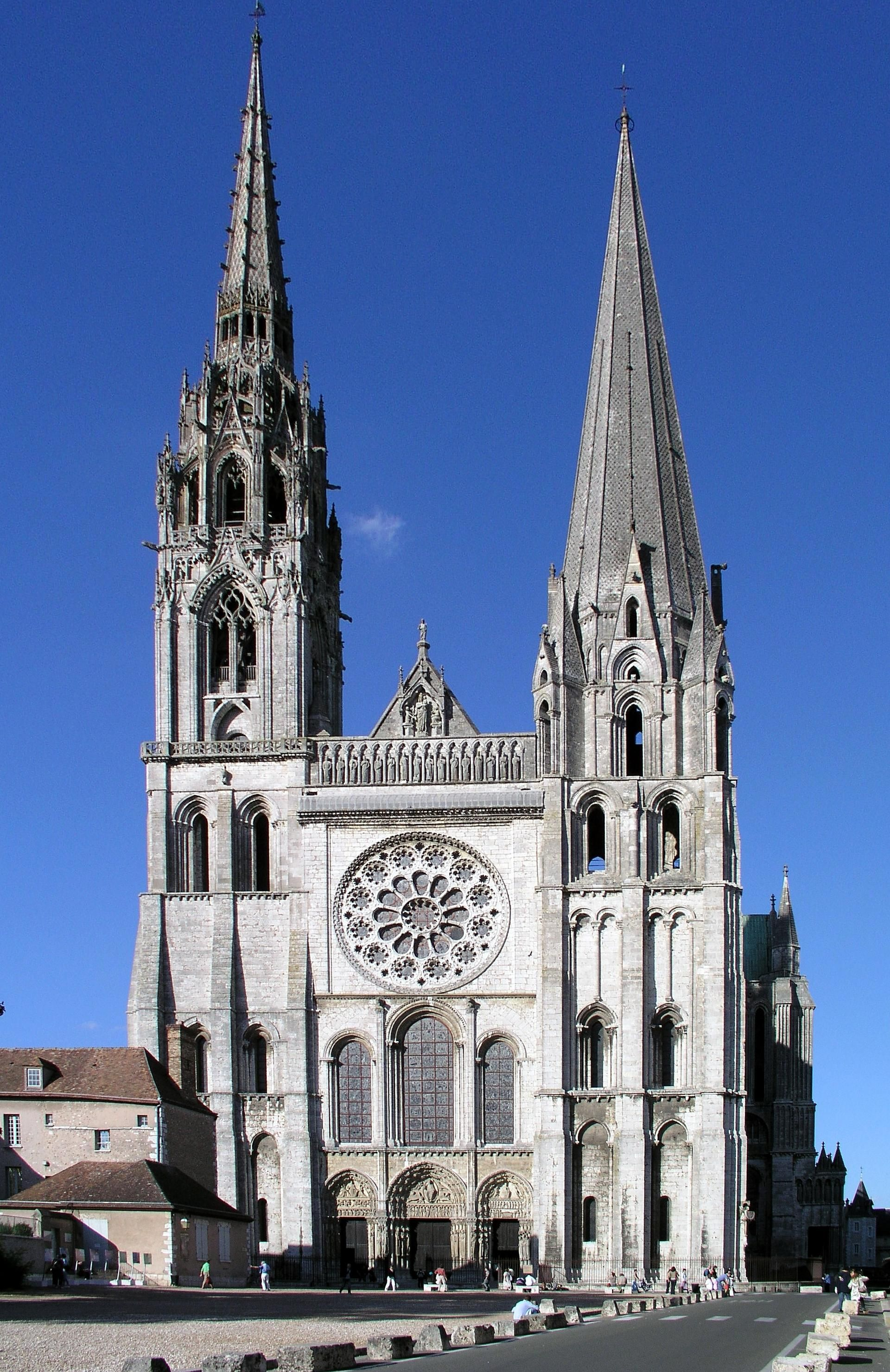 Chartres Cathedral, High French Gothic | CATHEDRALS
