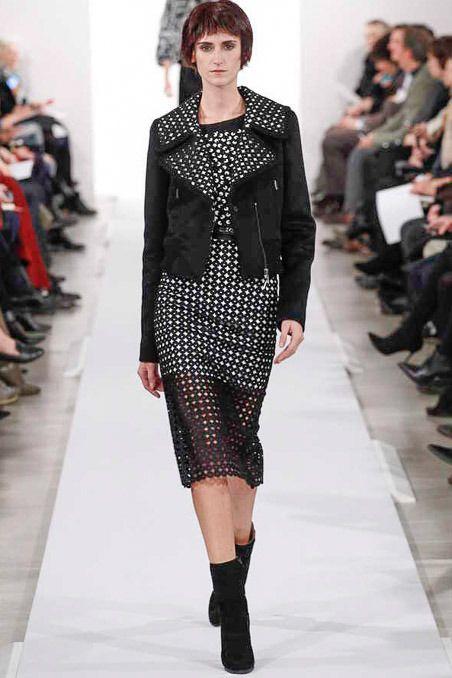 Oscar de la Renta Fall 2014 RTW - Review - Fashion Week - Runway, Fashion Shows and Collections - Vogue
