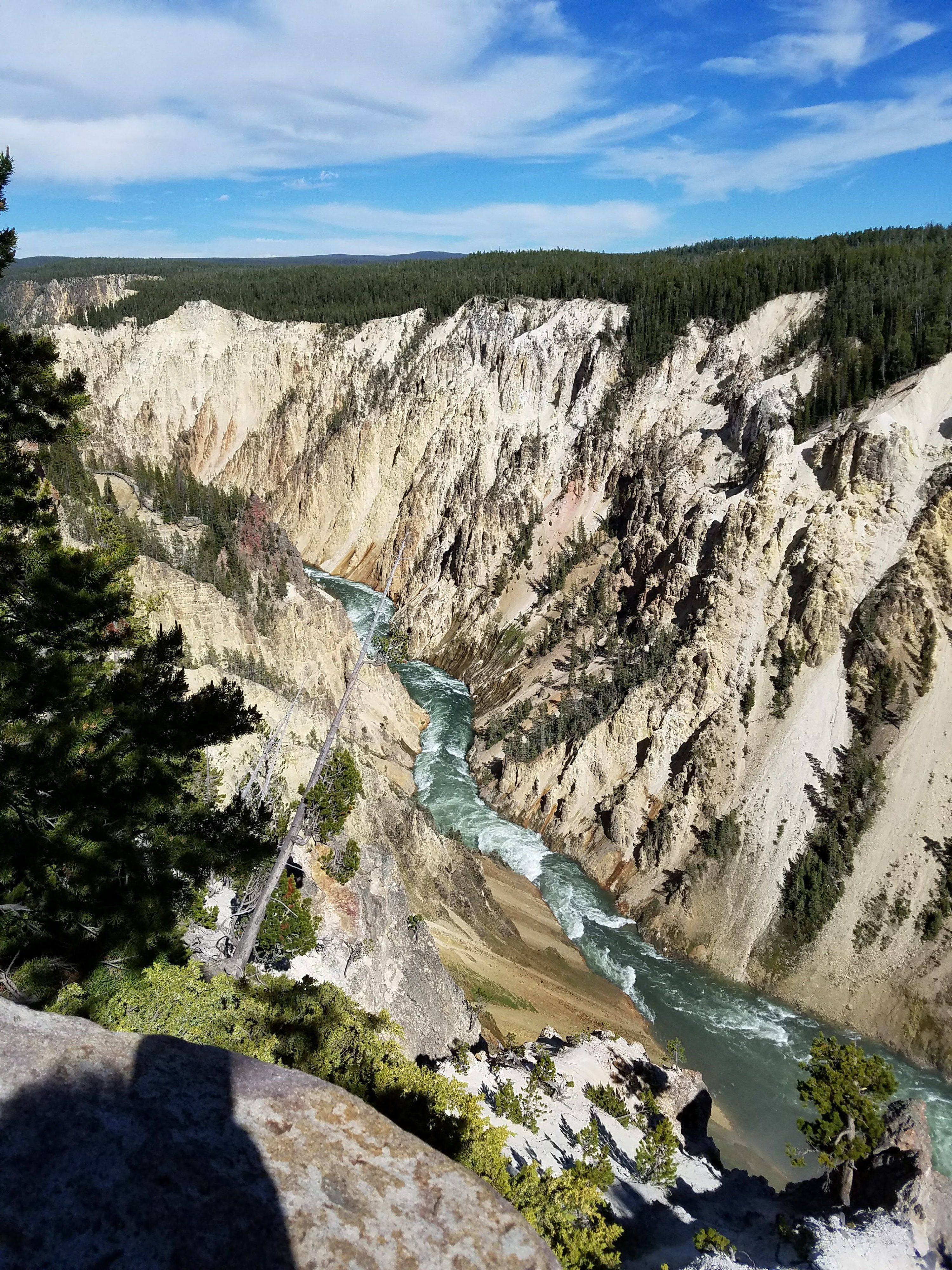 The Natural Beauty Of Yellowstone National Park Yellowstone National Park National Parks Travel