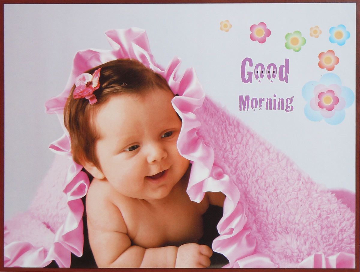 Good Morning Baby images Baby morning pictures Saludos