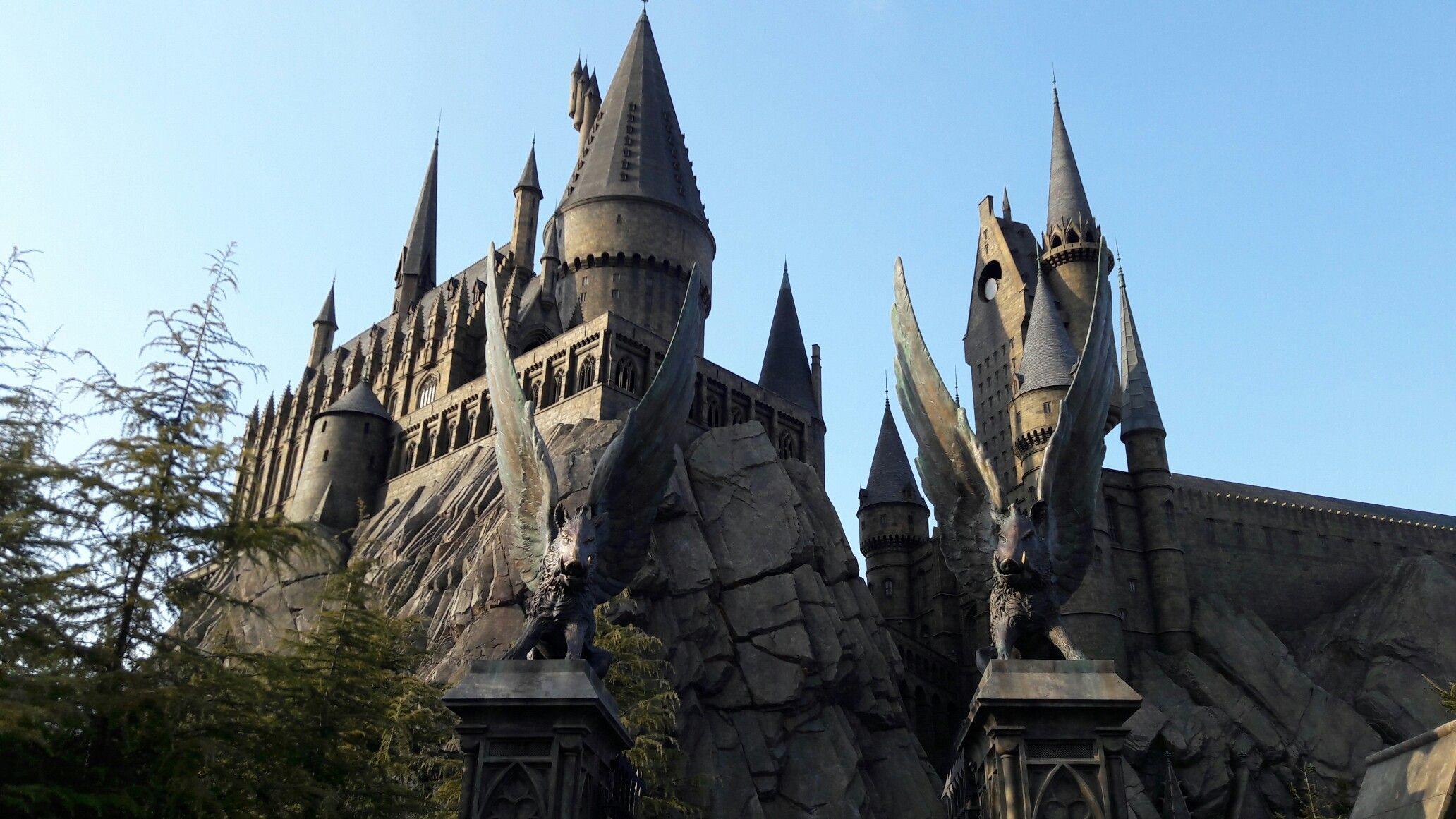 The Wizarding World of Harry Potter, USJ Osaka