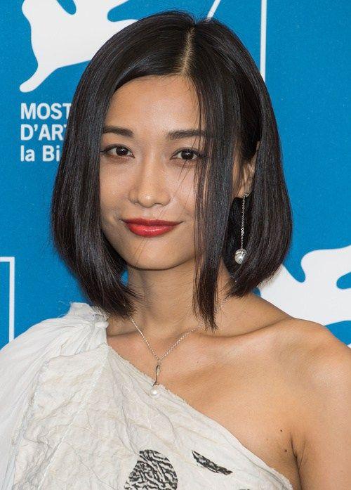 Asian American Straight Bob Haircut Asian Hair Asian Hair Long