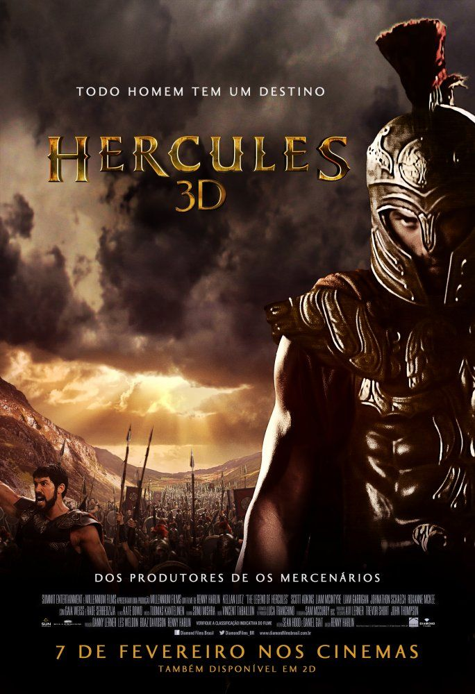 Assistir Filme Hercules Filme Legendado Online Filmes